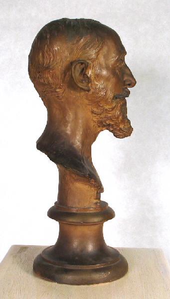 PUECH Denys (sculpteur) : Jules Clarétie