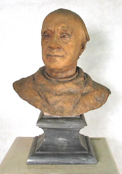 Cardinal Ernest Bourret_0