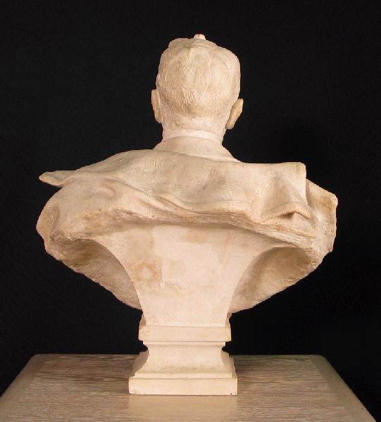 PUECH Denys (sculpteur) : Gustave Dubar