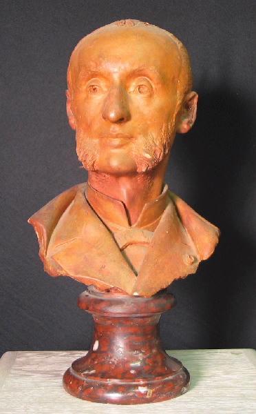 PUECH Denys (sculpteur) : Jules Méline