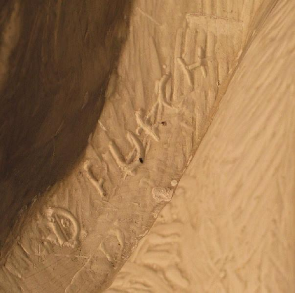 PUECH Denys (sculpteur) : Monseigneur de Ligonnès