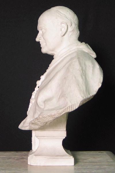PUECH Denys (sculpteur) : Cardinal Amette