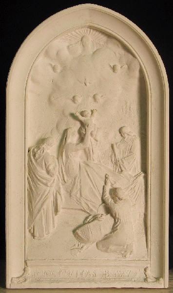 PUECH Denys (sculpteur) : Nativité