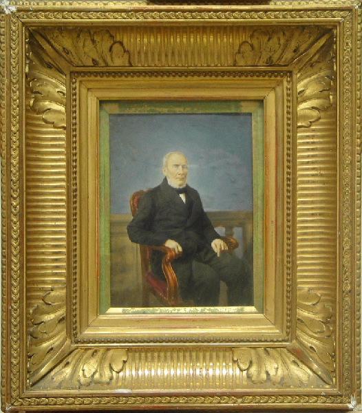 Monsieur de Séguret Saincric (Officier de cavalerie.)_0