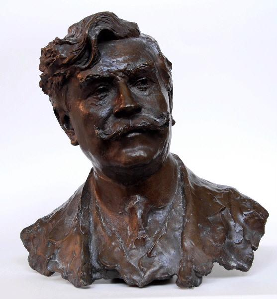 Buste de Maurice Bompard_0