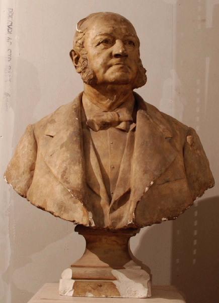 PUECH Denys (sculpteur) : Jean-Joseph Delsol