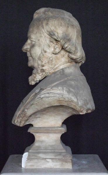 PUECH Denys (sculpteur) : Docteur Duchaussoy