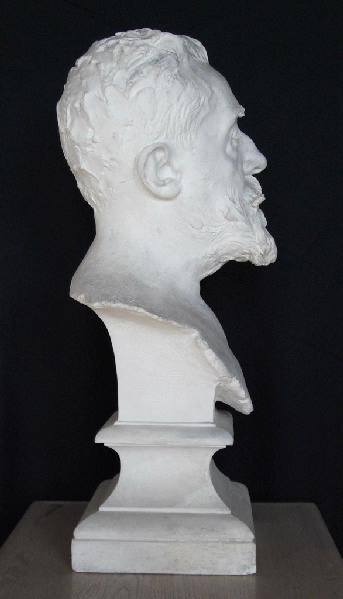 PUECH Denys (sculpteur) : Joseph Fabre
