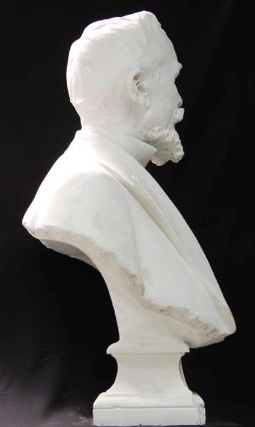 PUECH Denys (sculpteur) : Emile Loubet