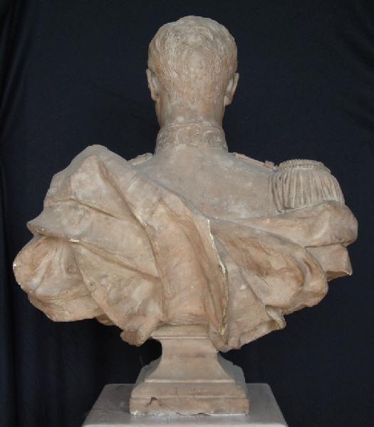 PUECH Denys (sculpteur) : Nicolas II