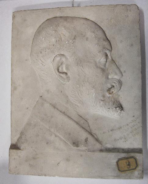 PUECH Denys (sculpteur) : Léopold Constans