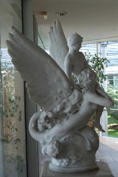 PUECH Denys (sculpteur) : La Sirène