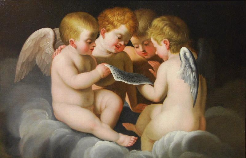 Quatre anges chantant_0