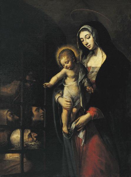 La Vierge aux prisonniers_0
