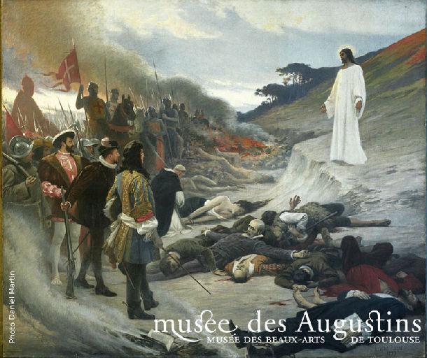 Le Christ sur la montagne ; Vision_0