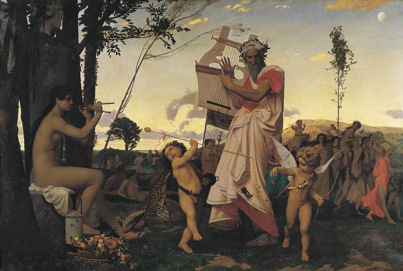 Anacréon, Bacchus et l'Amour_0