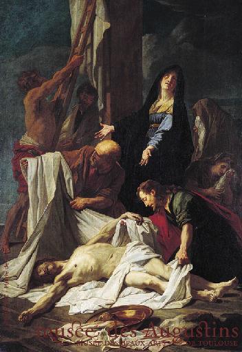 Le Christ descendu de la Croix_0