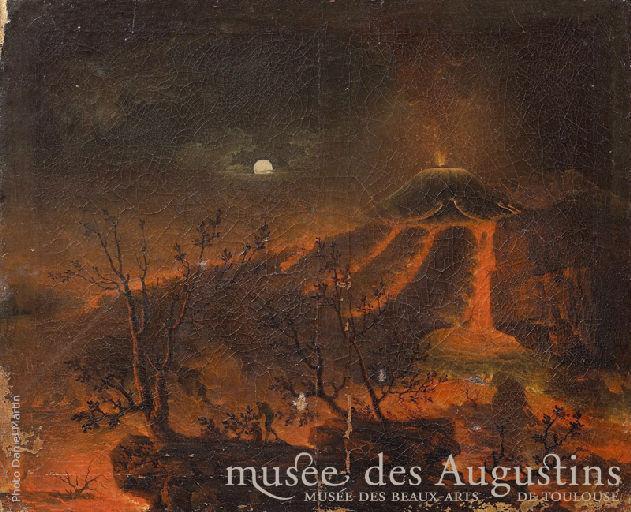 Eruption d'un volcan_0