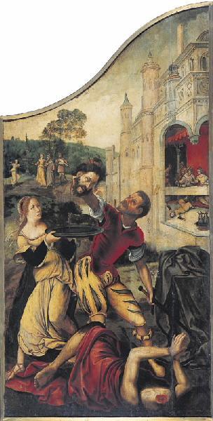 Histoire de saint Jean-Baptiste
