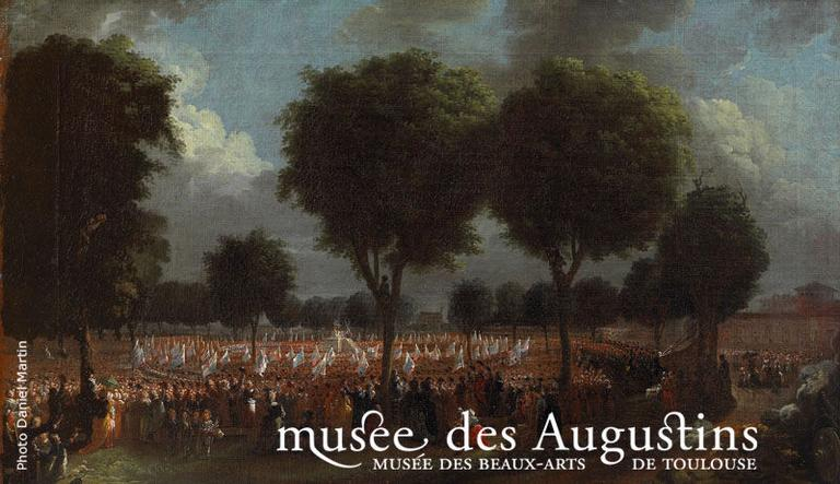 La fête de la fédération à Toulouse (4 juillet 1790)_0