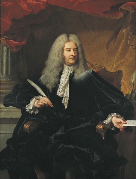 Portrait de Michel Robert Le Peletier des Forts ; Portrait de Germain Louis de Chauvelin, garde des sceaux (ancien titre)_0