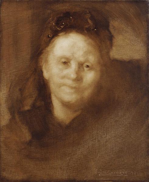 Portrait de Madame Auguste Bonheur_0