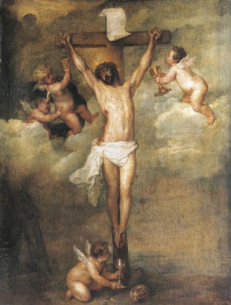 Le Christ aux anges