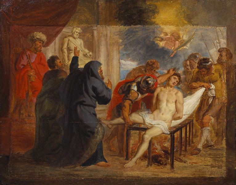 Martyre de saint Laurent_0