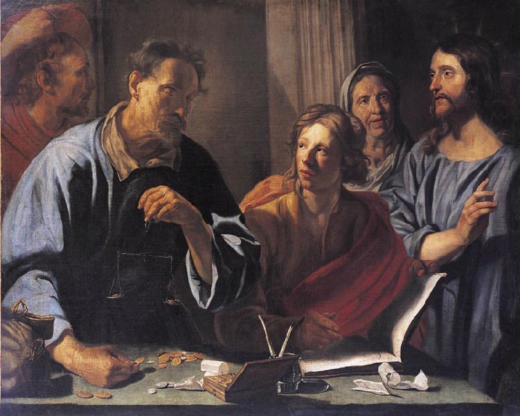 La vocation de saint Matthieu_0