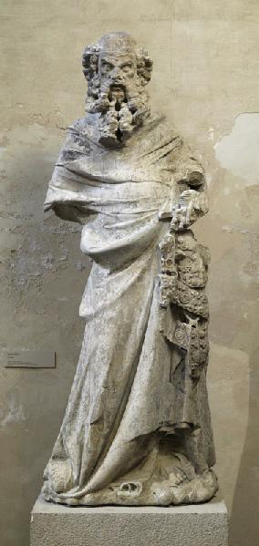 Statue de saint Paul_0