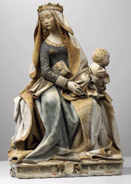 Vierge à l'Enfant : Nostre Dame de Grasse ; Nostre Dame de Grasse (Autre titre)_0