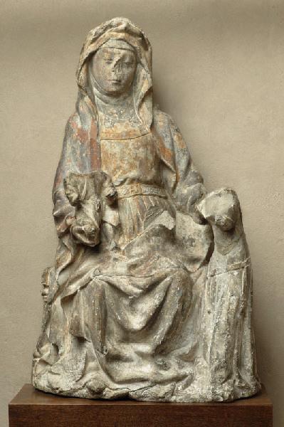 Sainte Anne, Jésus et la Vierge_0