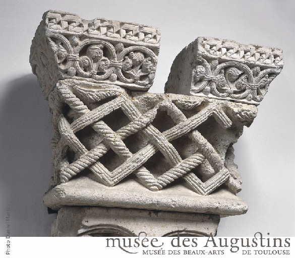 Treillis de cordage [cathédrale Saint-Etienne]_0