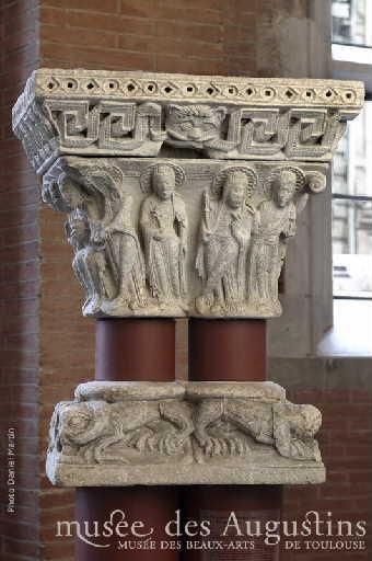 Les Vierges sages et les Vierges folles [cloître Saint-Etienne]_0