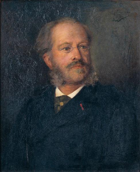 CARTAILHAC Madeleine : Portrait d'Emile Cartailhac (1845-1921) Préhistorien