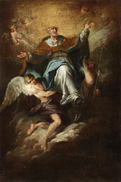 L'Apothéose de saint Augustin