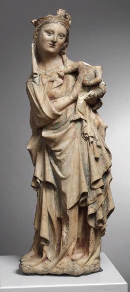 Vierge à l'Enfant dite Notre Dame du Palais (Titre cartel 2007) ; Vierge du Parlement (Ancien titre) ; Notre-Dame du Palais (Ancien titre)_0