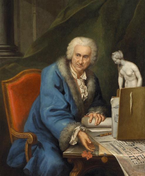 Portrait de Louis de Mondran