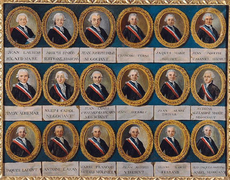 La Municipalité de novembre 1790_0