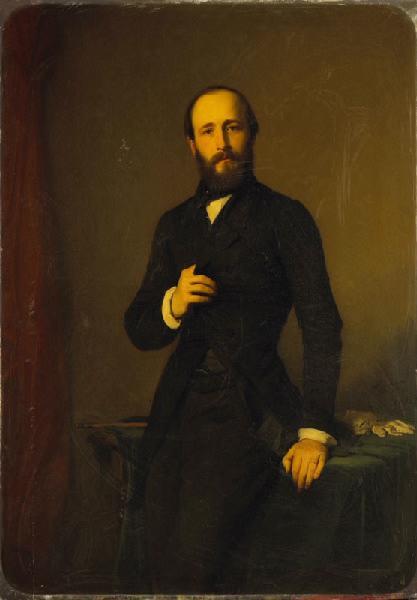 Portrait de Monsieur Abat d'Orlu