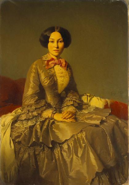 Portrait de Madame Abat d'Orlu