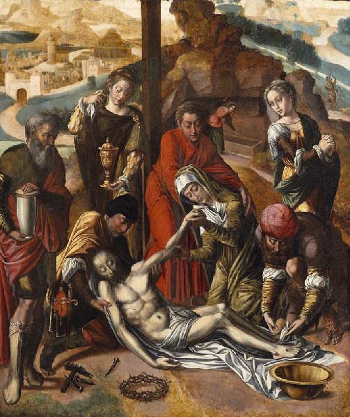 La Déposition du Christ_0