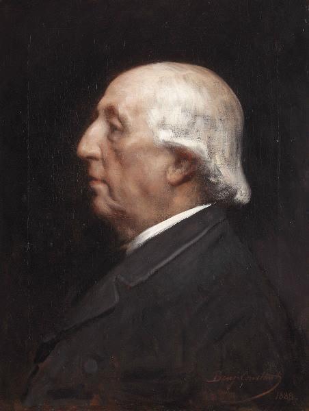 Portrait d'Emmanuel Arago (Fils de l'astronome François Arago. Benjamin-Constant a épousé une de ses filles.)_0