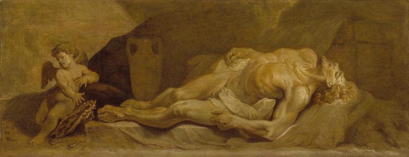Le Christ mort_0