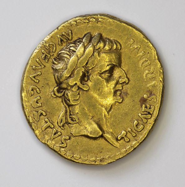 Monnaie, aureus_0