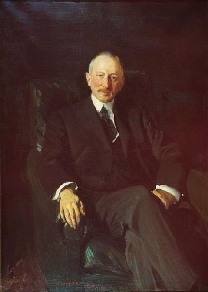 Portrait de Jacques Seligmann ; Retrato de Jacques Seligmann_0
