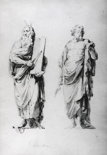 Moïse et Saint Barthélémy