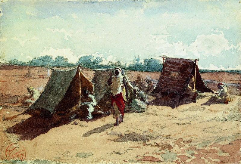 Campement arabe_0