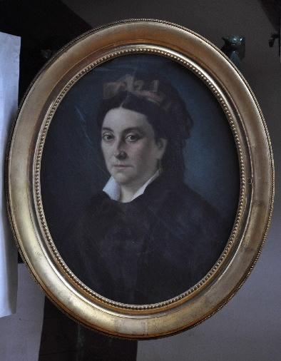 BER Henri : Portrait de Rose Mengaud