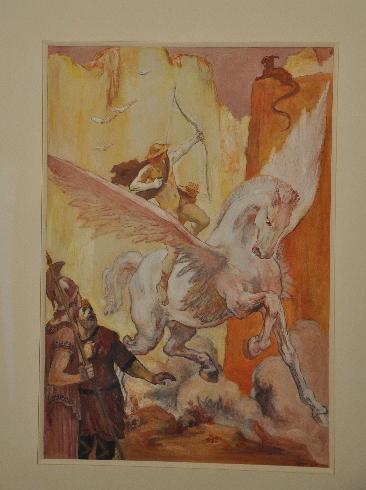 GONTIER Clément : Histoire du Bellérophon (L')